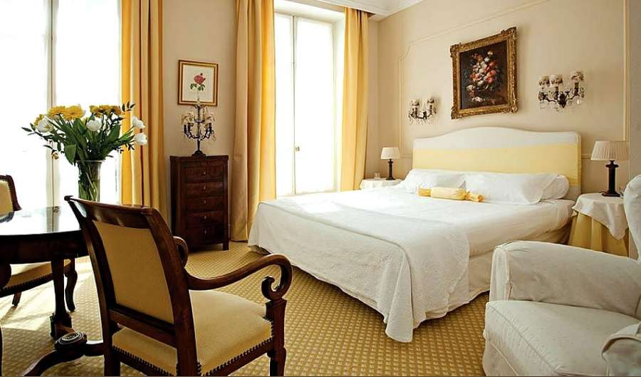 Europe Hotel, Avignon  double bedroom
