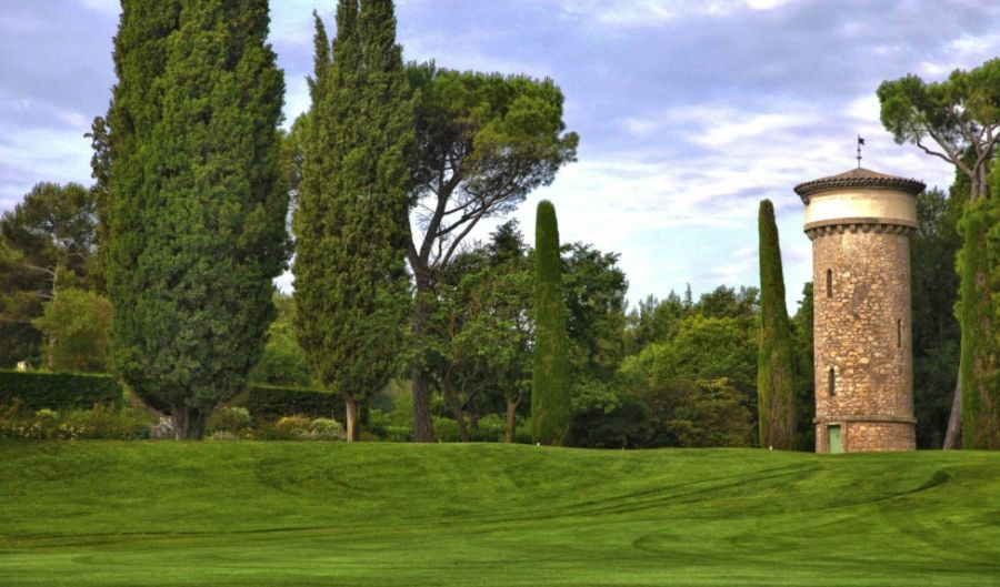 Golf Courses Provence