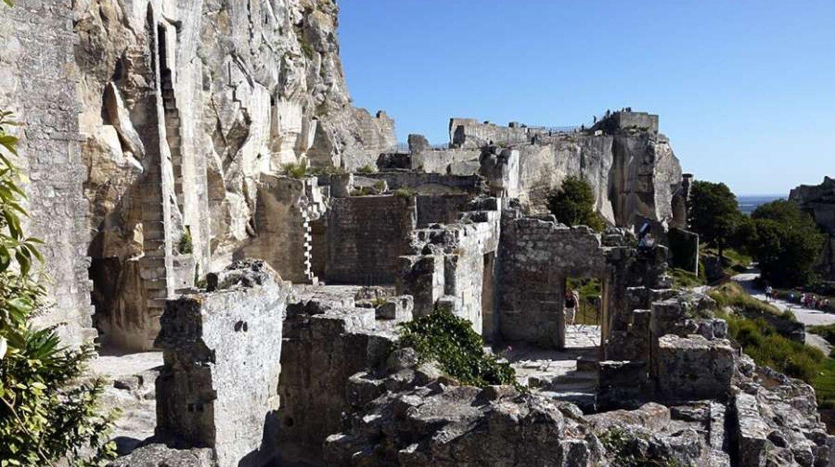 Les Baux De Provence Seeprovence Com