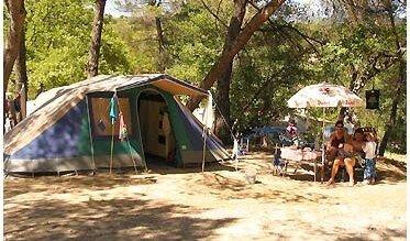 Campsites Provence