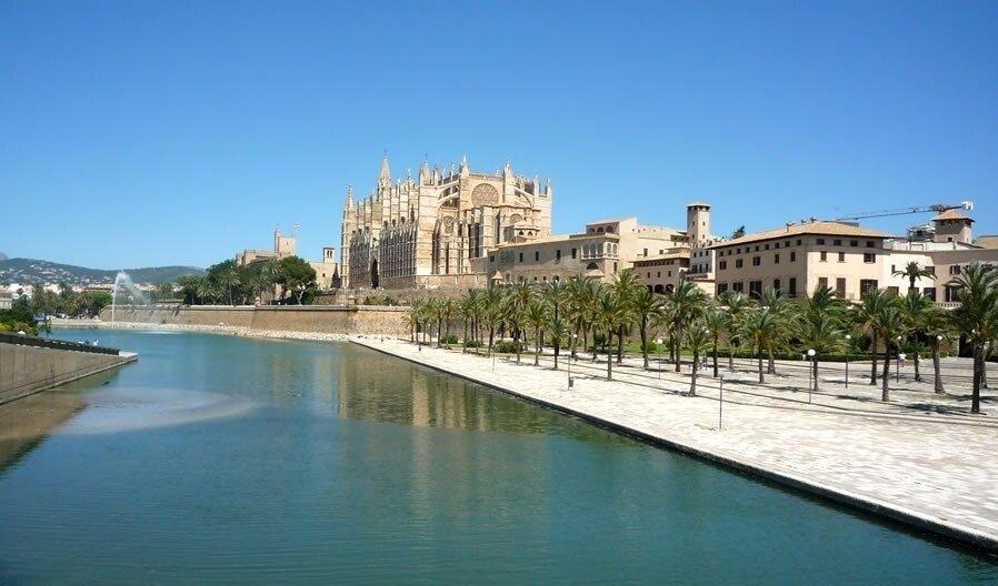 Plazas, Placas, Piazzas Mallorca