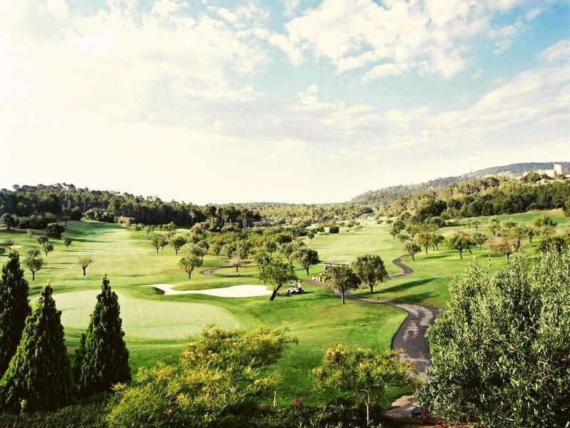 Son Muntaner Golf Course, Palma de Mallorca course