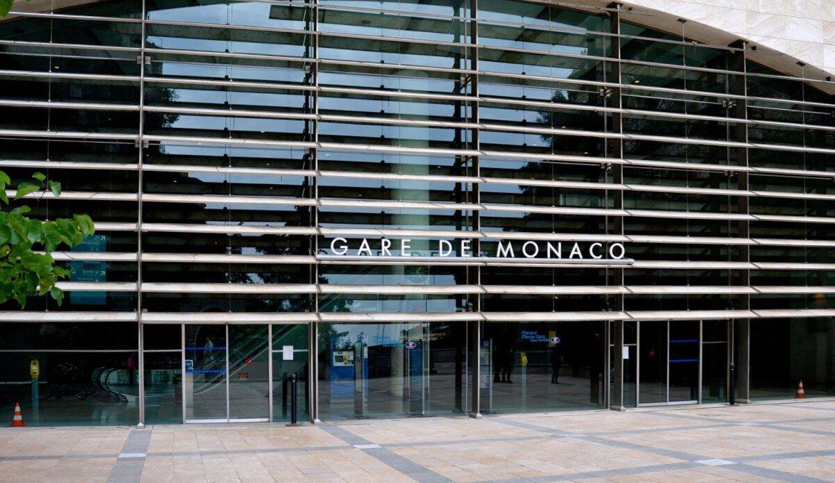 Train Services Monaco