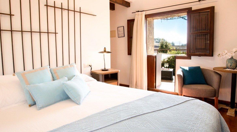 Can Joan Capo Finca Hotel, Sineu double bedroom