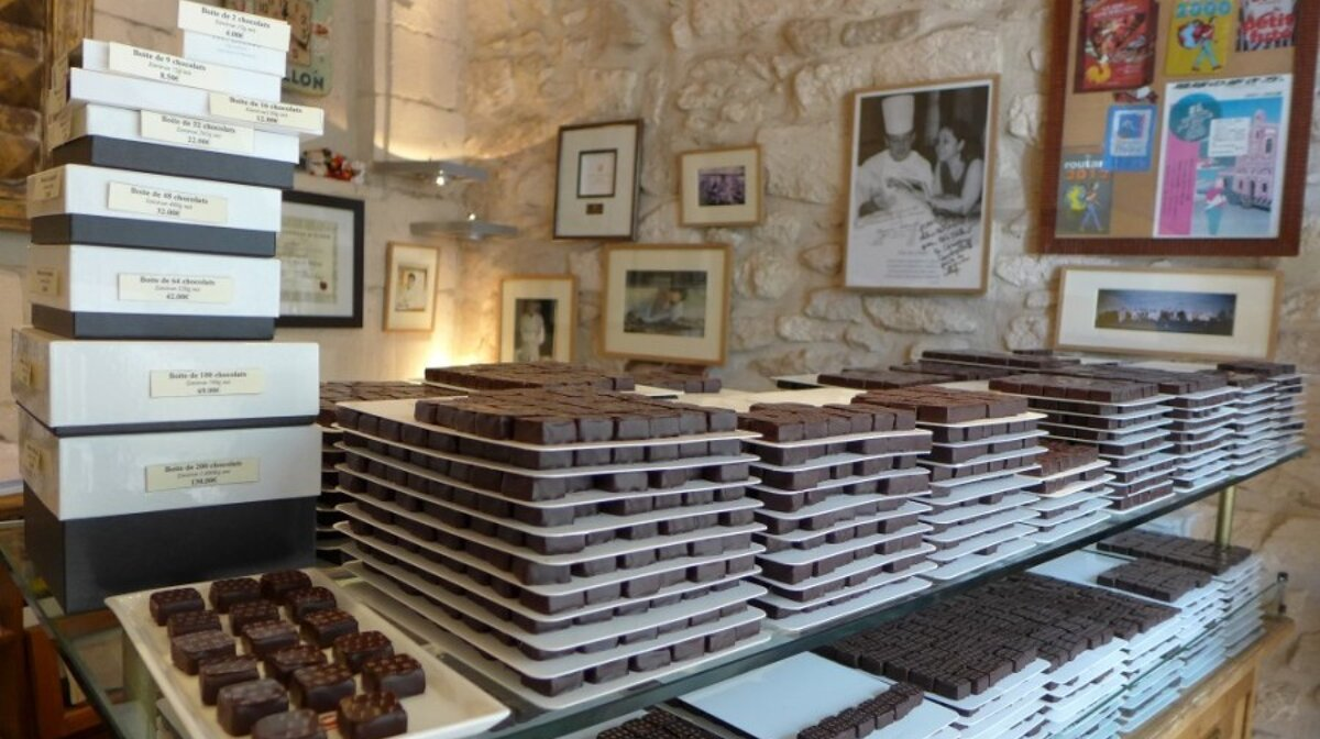 Joel Durand Chocolate Maker St Remy De Provence Seeprovence Com