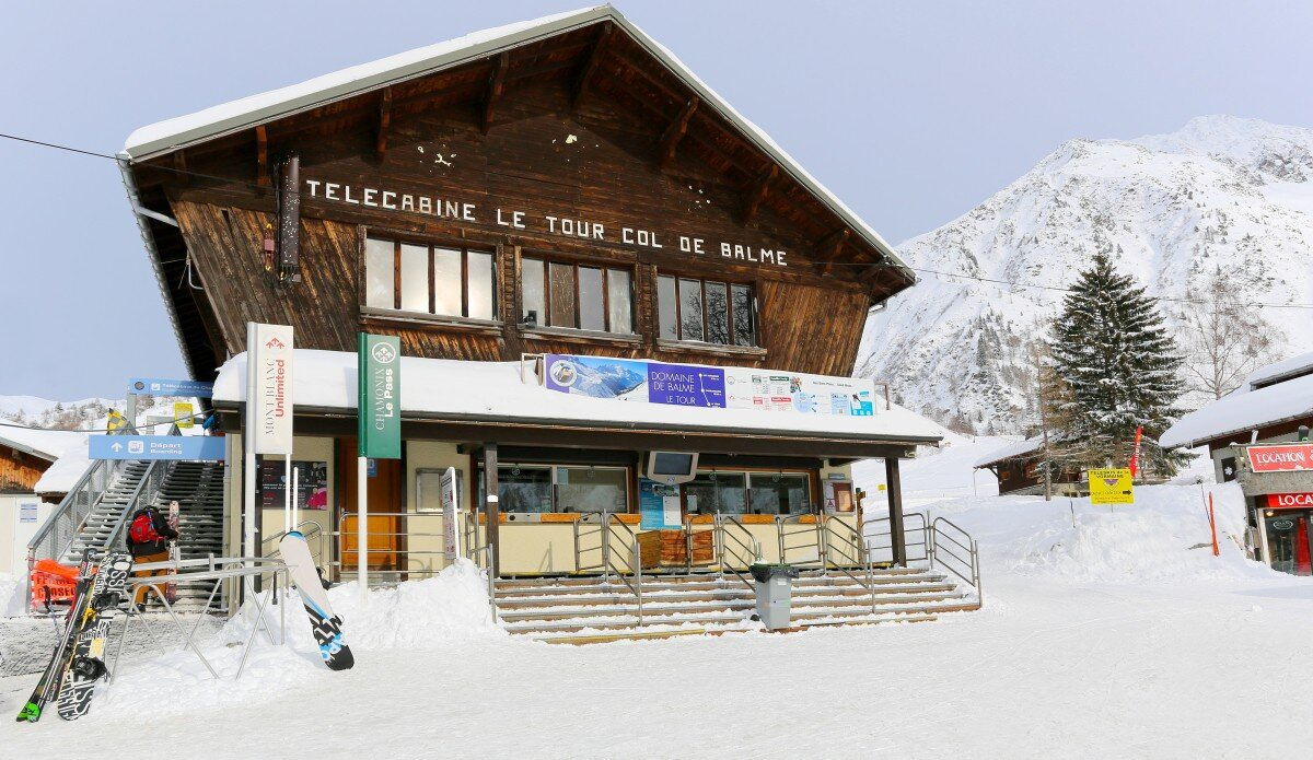 Le Tour Ski Pass Office