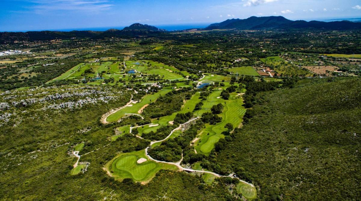Capdepera Golf Course, Capdera course
