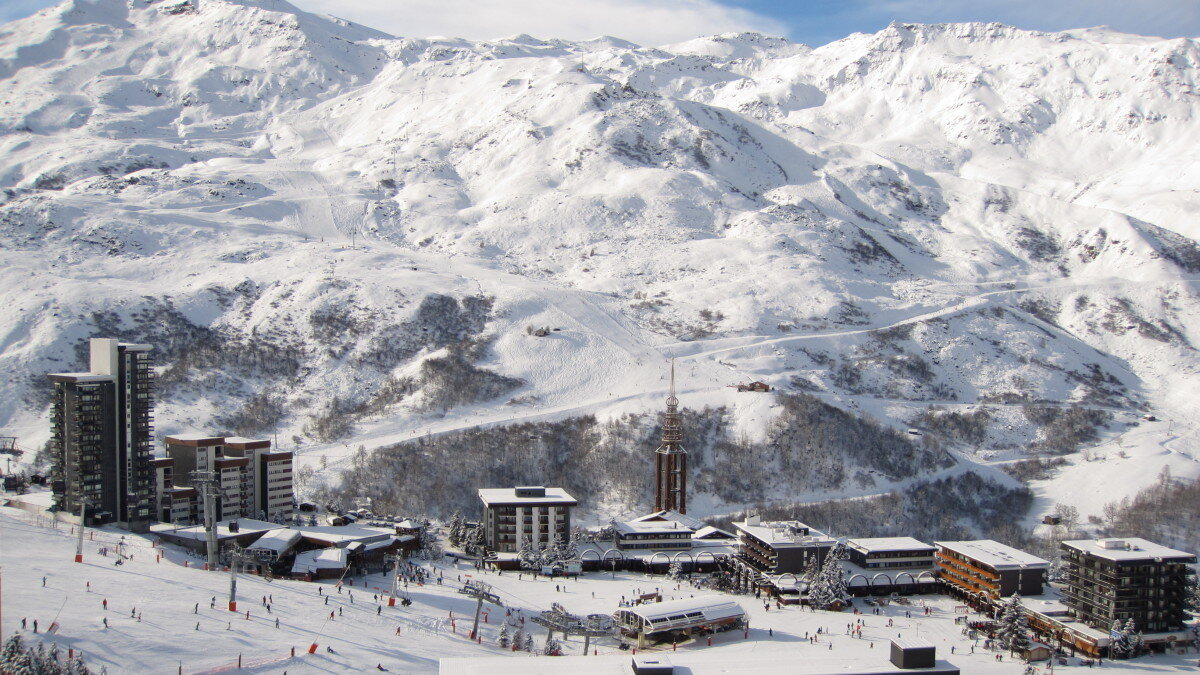 Towns & Villages Val Thorens