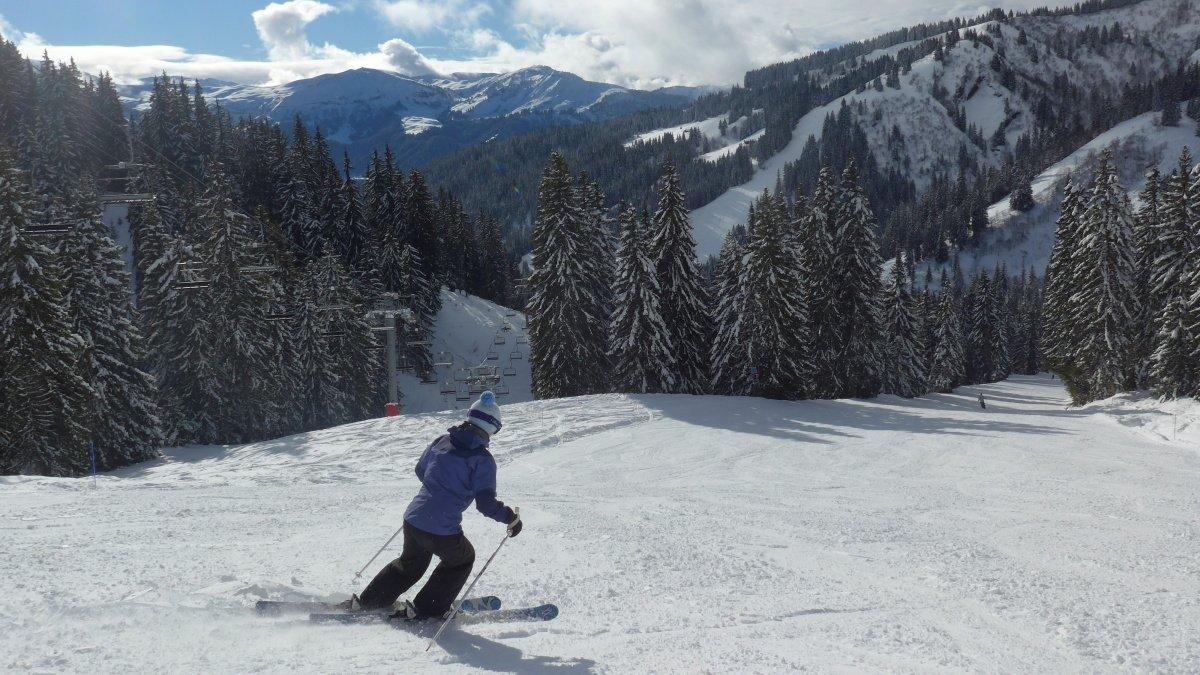 Ski Areas, Pistes & Parks Chamonix
