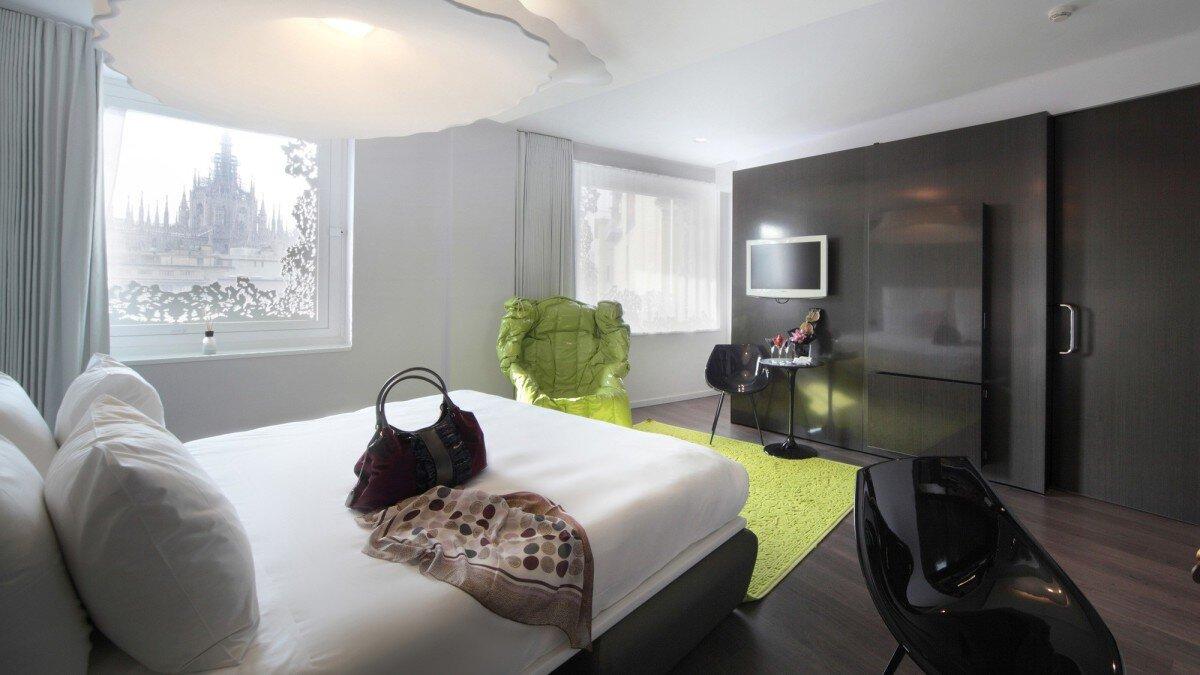 Luxury Hotels Milan