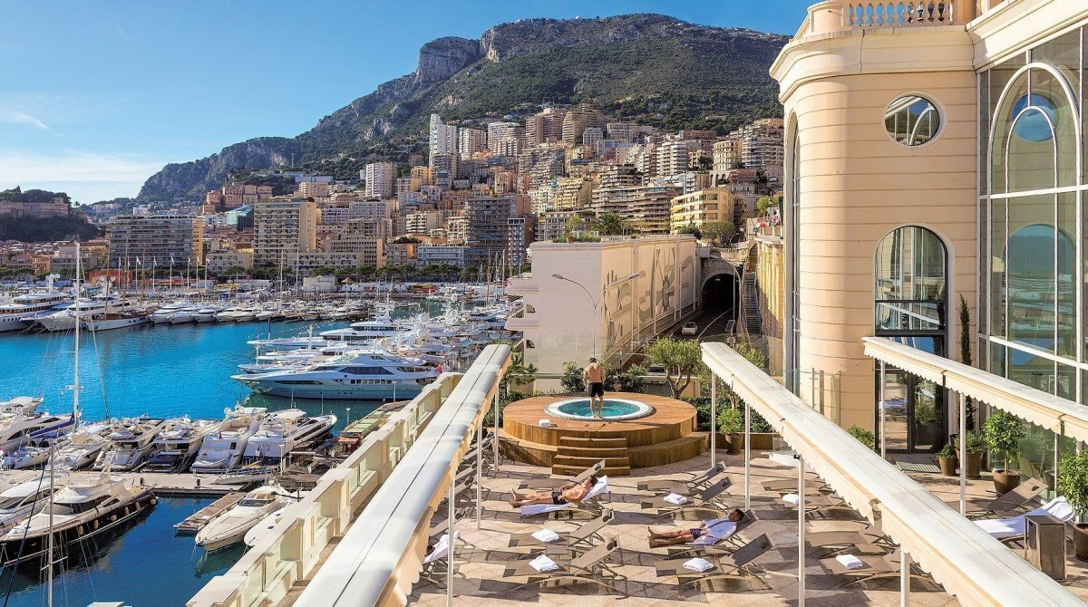 Top 5 spa breaks in Monaco for 2019