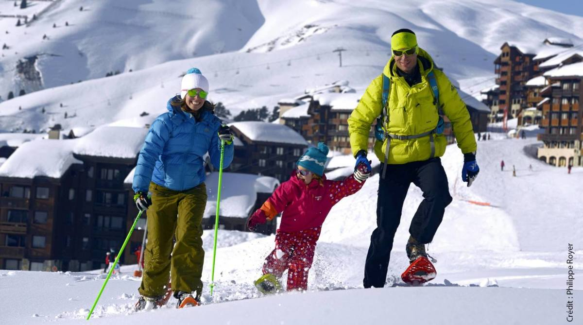 Why La Plagne is great for families this winter 2018/19