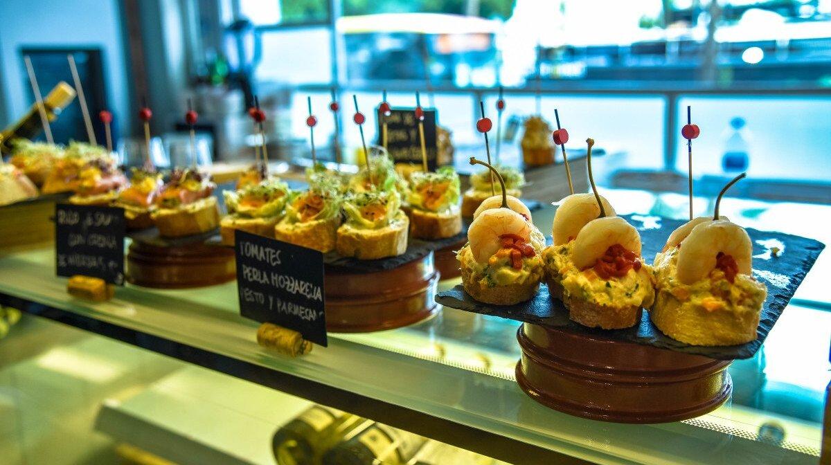 Mercat 19 Gastronomic Market, Palma Centre & Marina