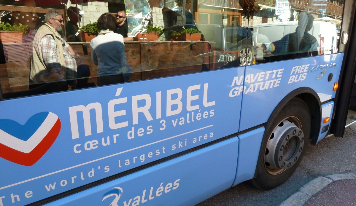Bus Services Meribel