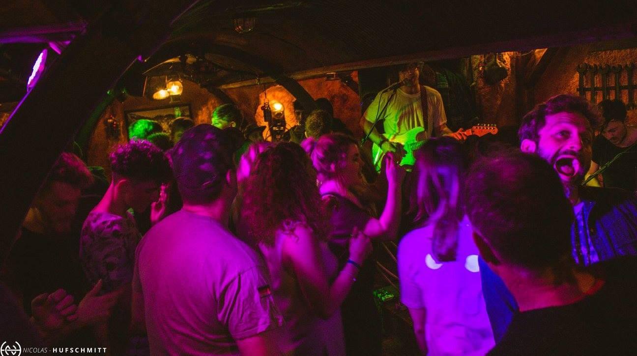Pre-season Party at Bar La Mine, La Plagne 1800