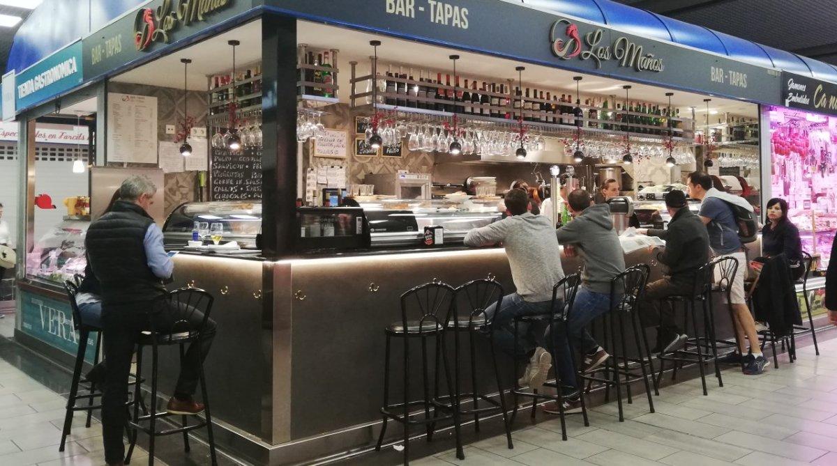 Mercat de l'Olivar Market Hall, Palma Centre