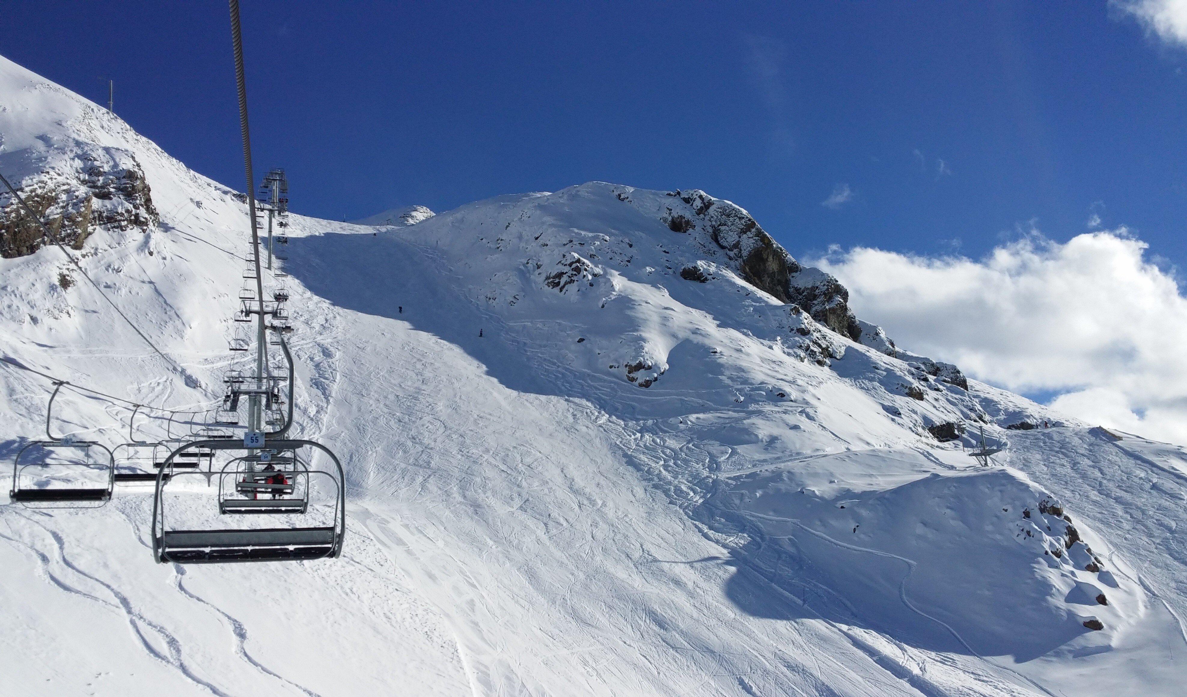 Snow Report Les 2 Alpes