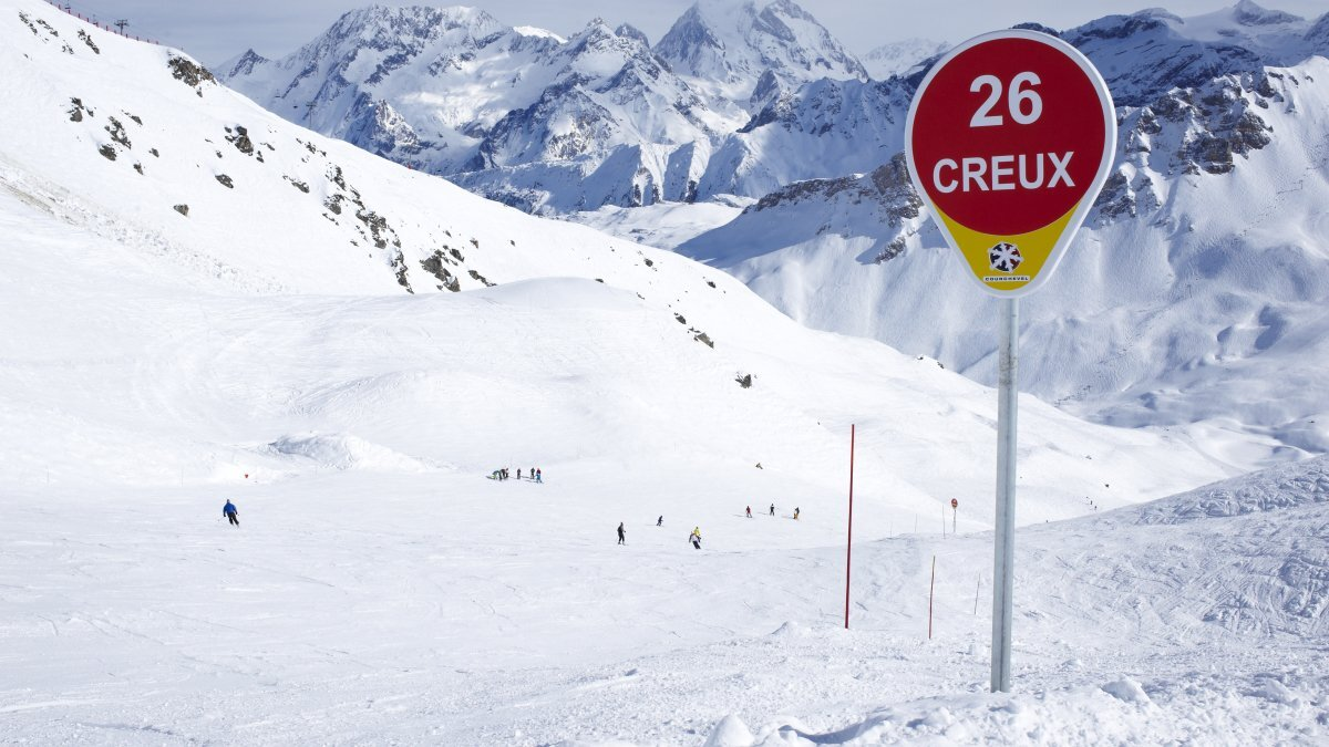 Advanced Areas Courchevel
