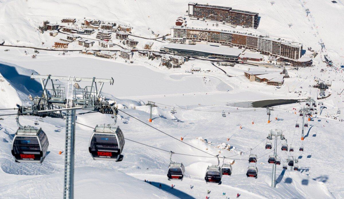 Ski Passes Tignes