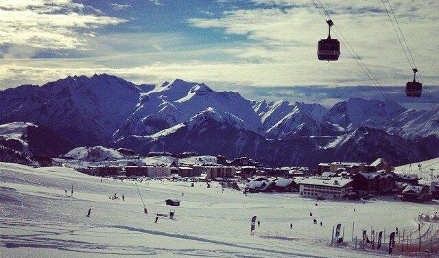 History Alpe d'Huez
