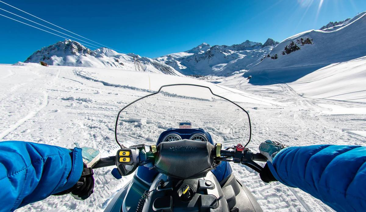 Things to Do Tignes