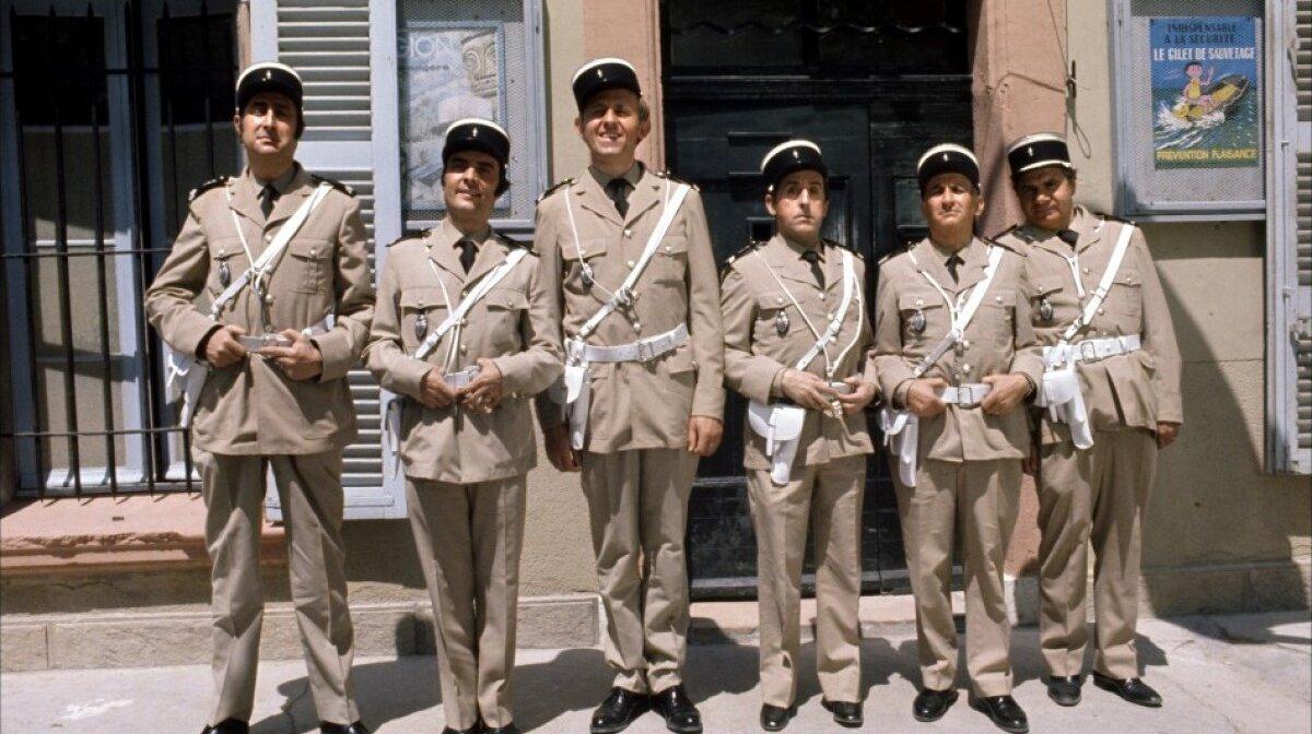 Director Of Gendarme De Saint Tropez Dies Aged 93