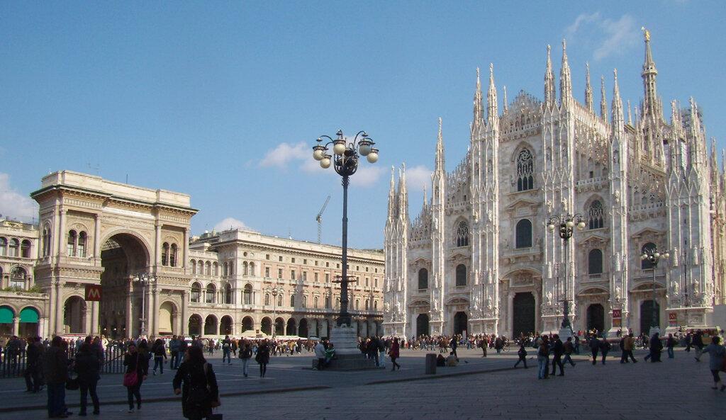 Towns & Villages Milan