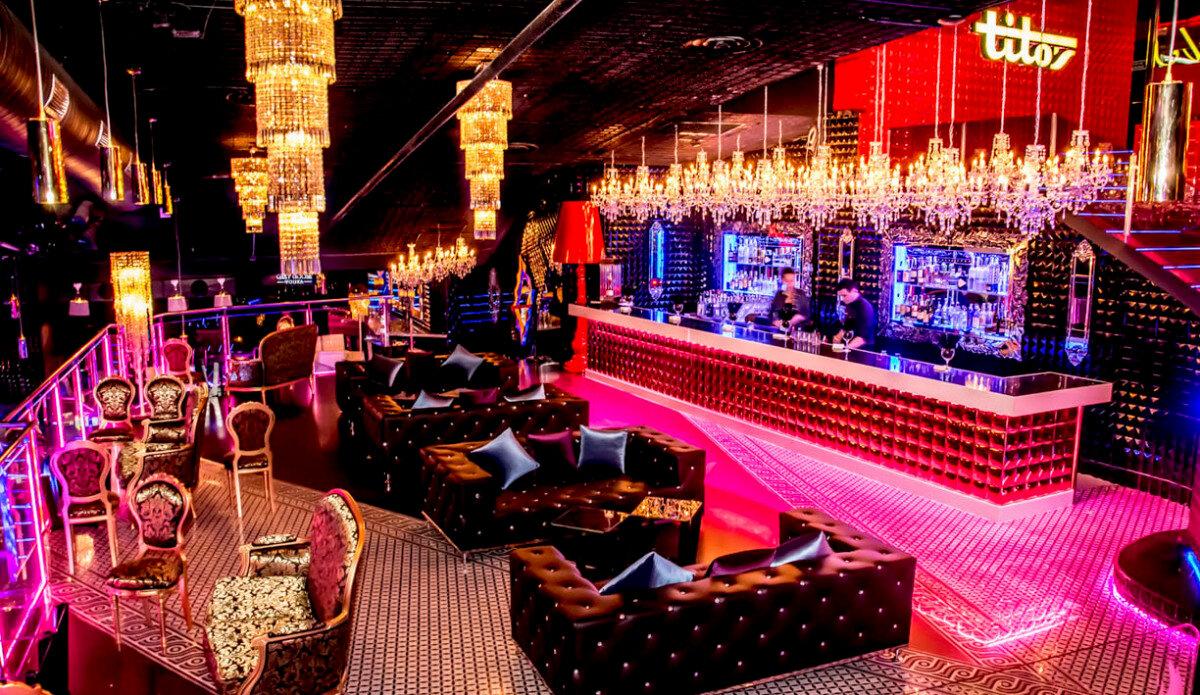 Tito's Nightclub, Palma de Mallorca interior