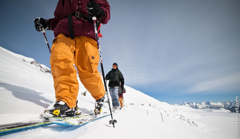 Ski Guides Val Thorens