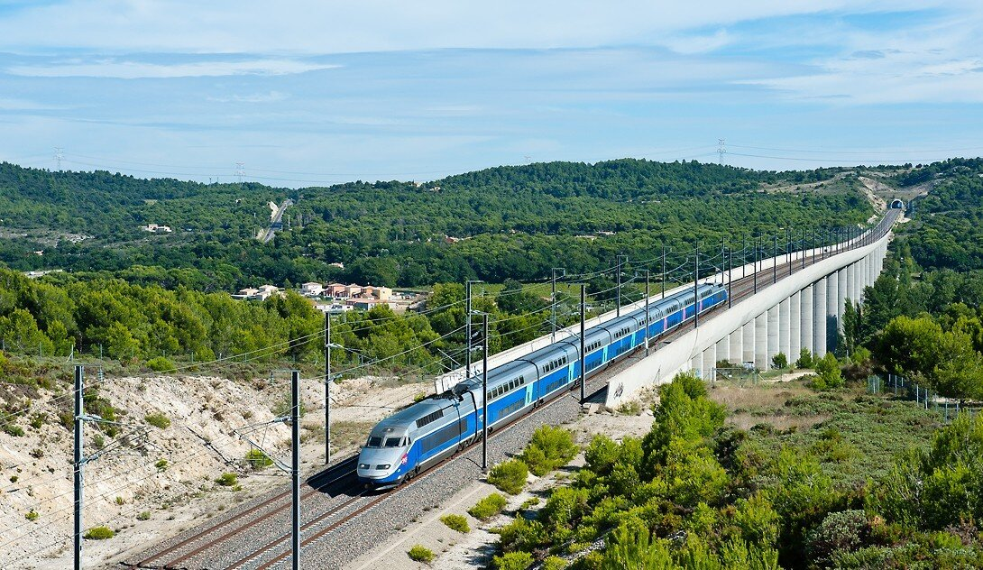 Train Services Antibes