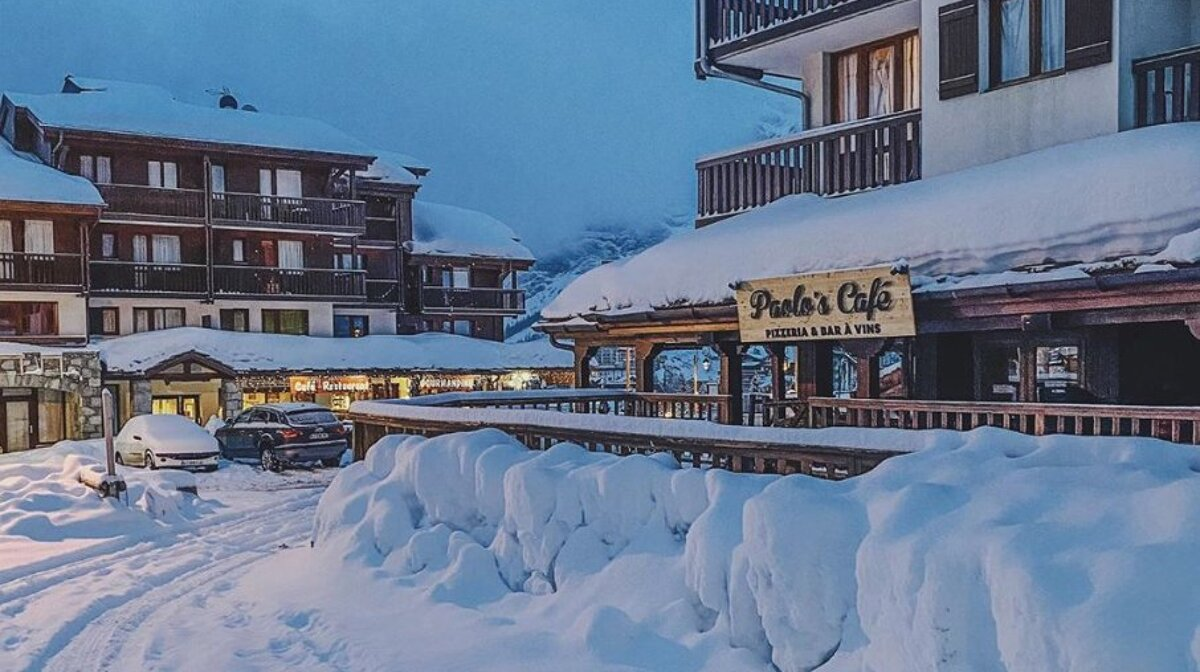 Val d'Isere Dump Alert - 18th January 2020