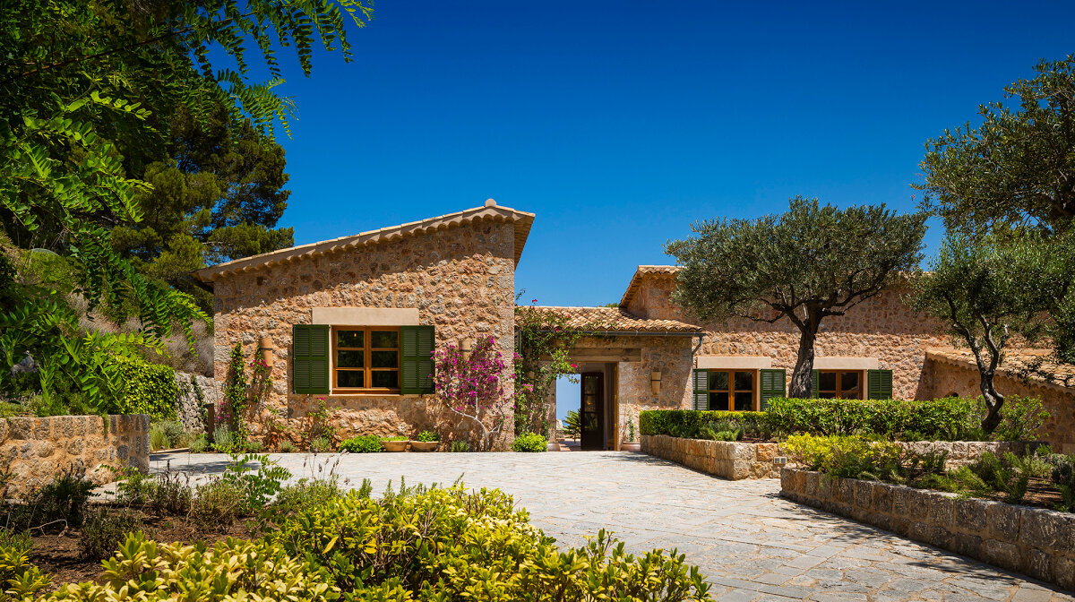 Sa Punta de s'aguila villa by virgin limited edition in mallorca