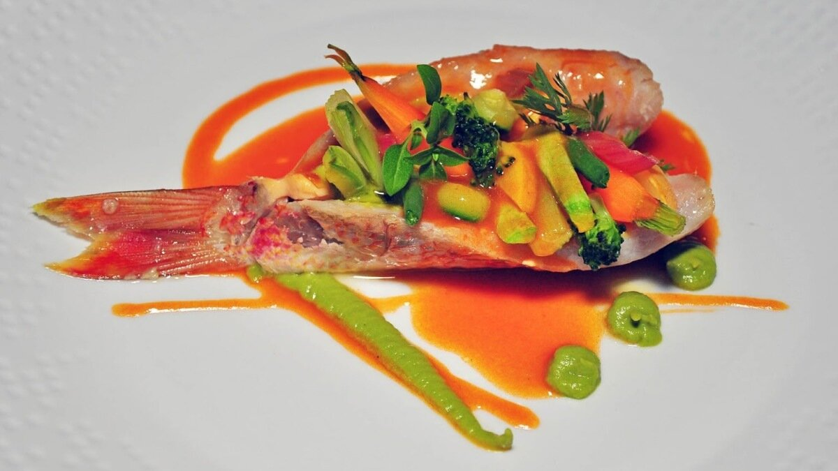 Local Cuisine Monaco