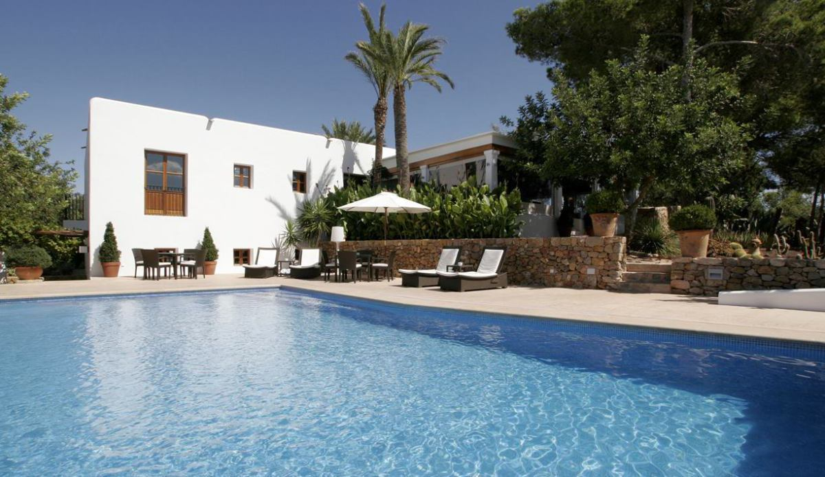 Bag a bijou hotel for the weekend, Boutique hotels in Ibiza