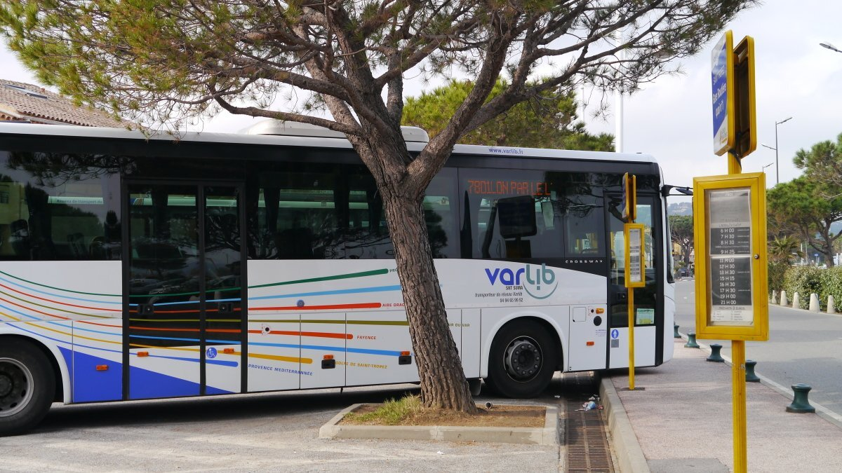 Bus Services Saint-Tropez