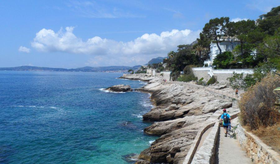 Hiking & Walking Routes Monaco