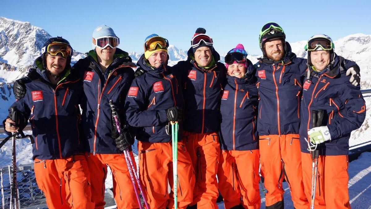 Private Ski Lessons Val d'Isere