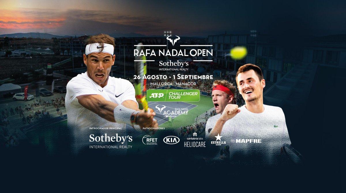 ATP Challenger Rafa Nadal Open, Manacor