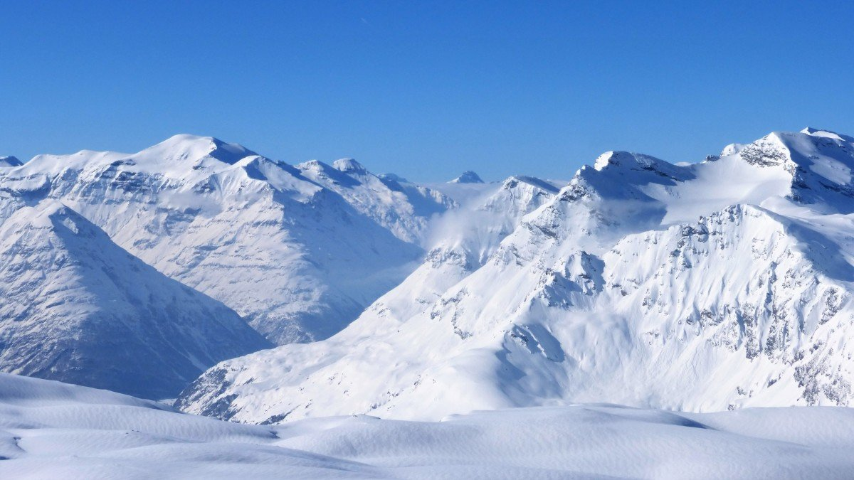 Ski Itineraries Tignes