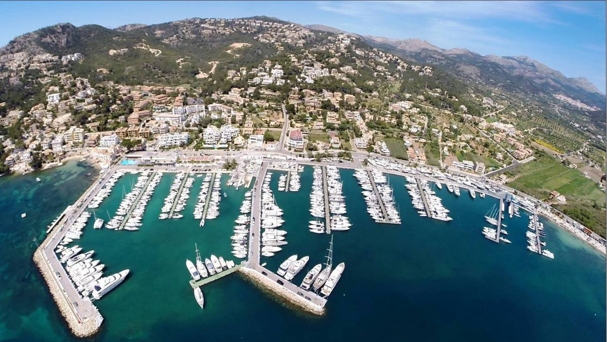 Club de Vela Marina, Port de Andratx