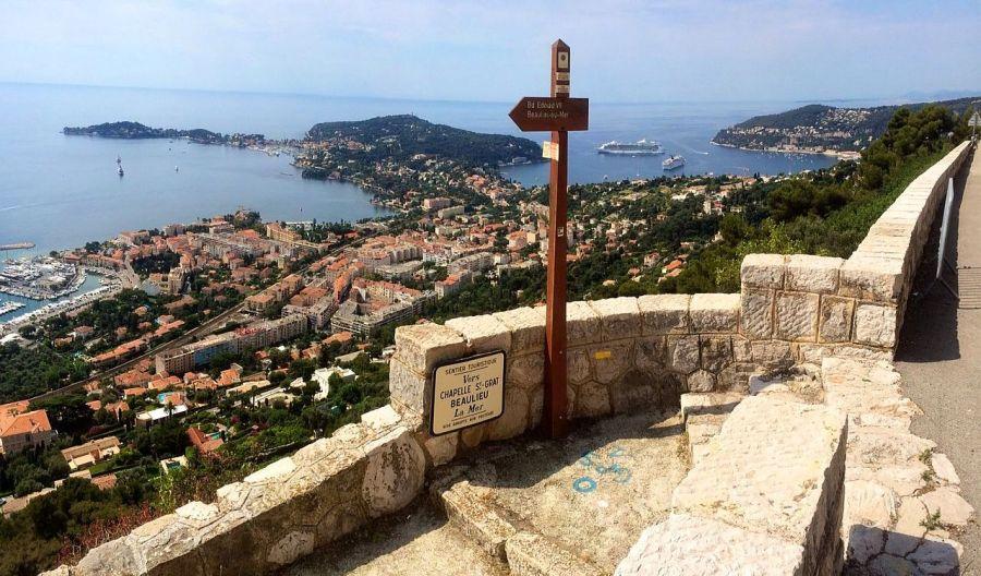 Hiking & Walking Guide Monaco