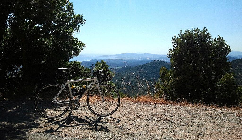 Cycling Routes Saint-Tropez