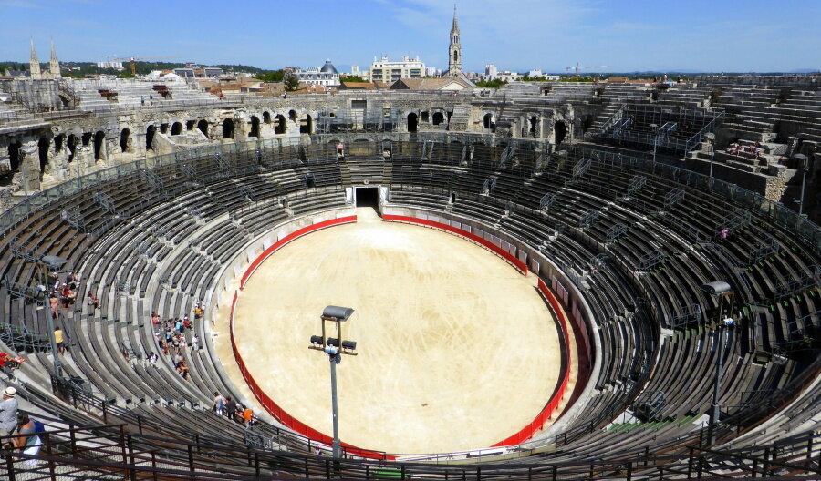 Roman Ruins Provence