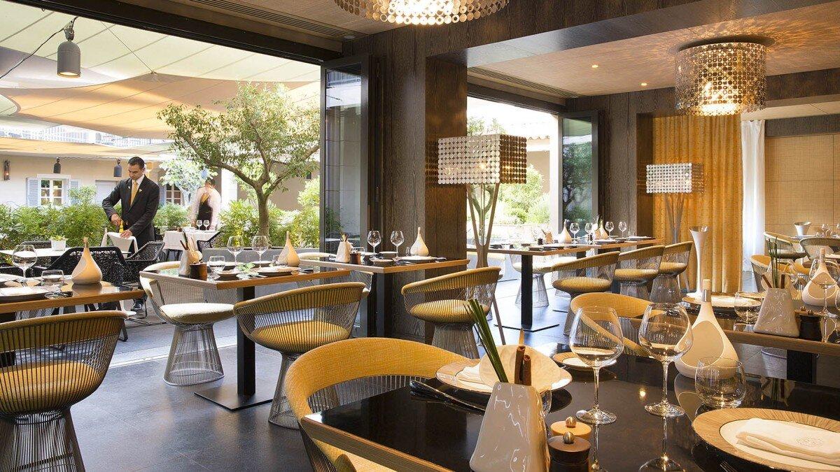Restaurants Saint-Tropez