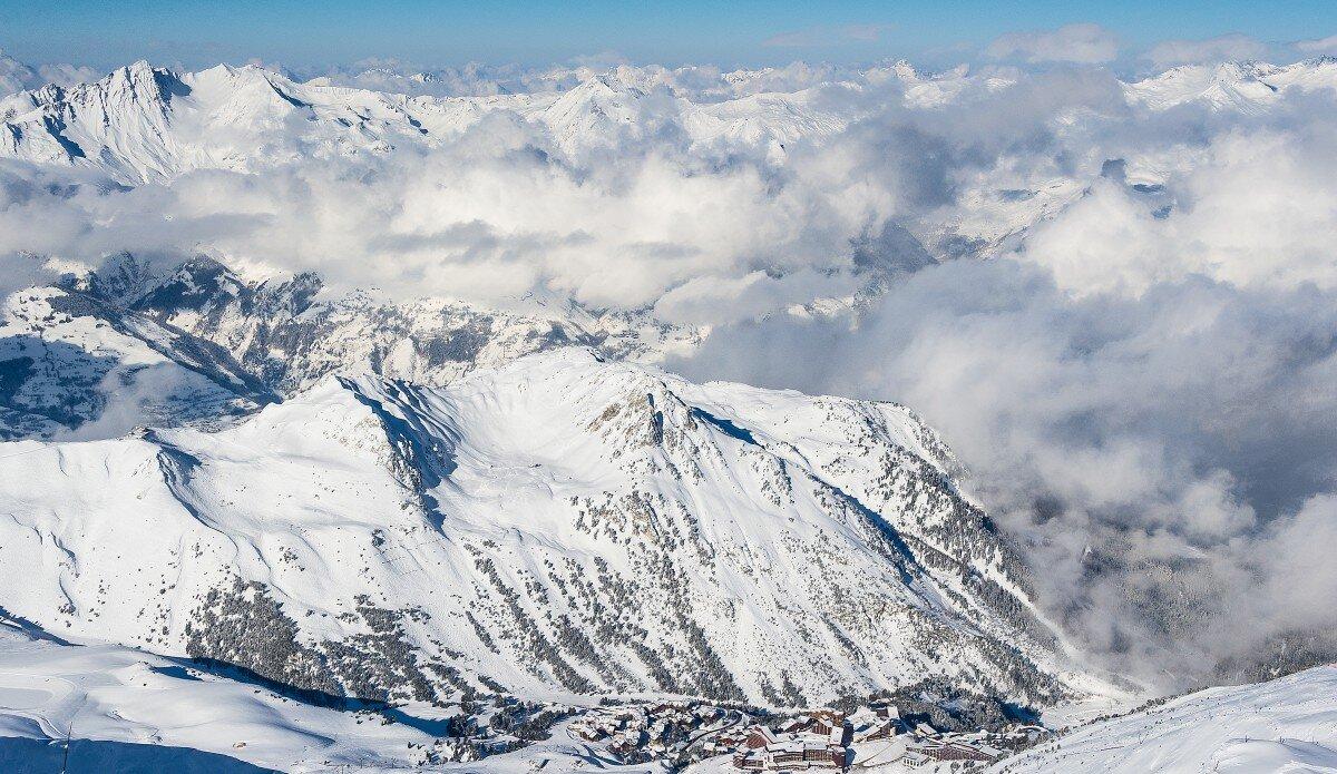 Ski Lift Opening Dates Les Arcs