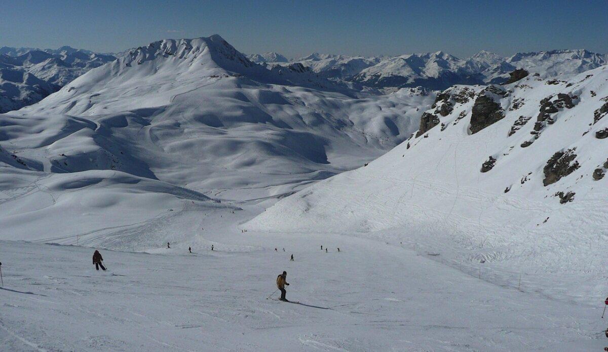 Ski Itineraries Les Arcs
