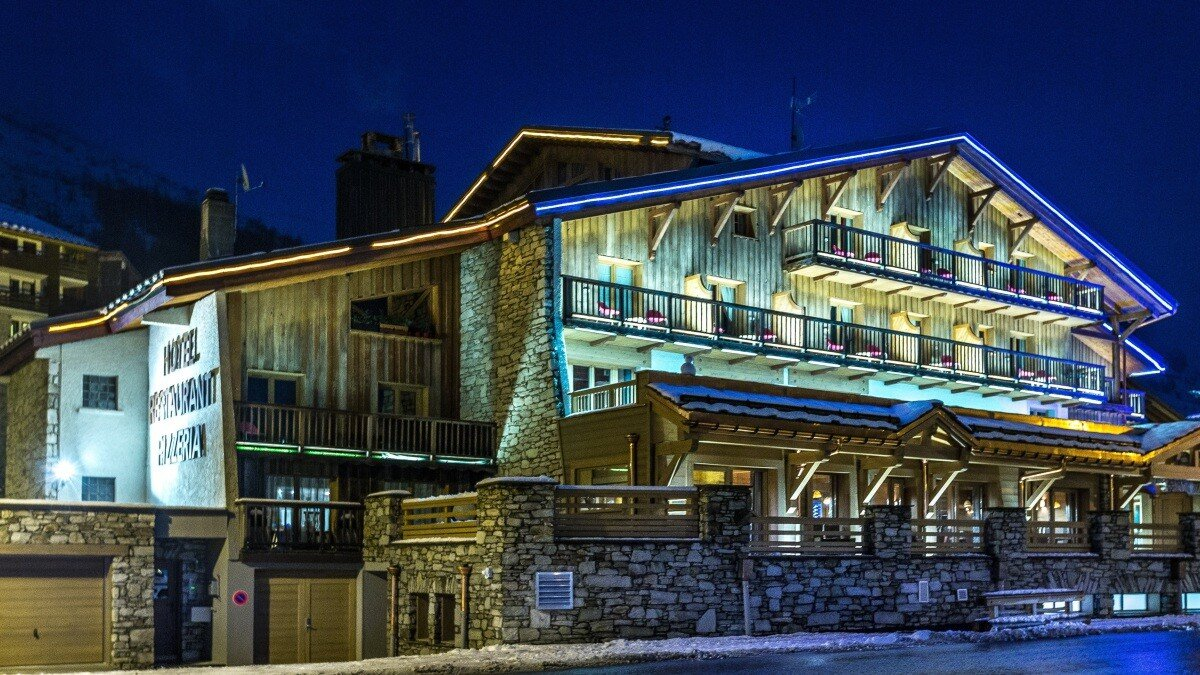 Top Hotels in Val d'Isere for any budget exterior