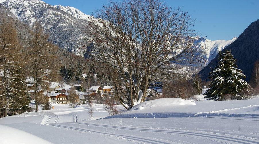 Vallorcine Foyer de Ski de Fond (Cross-country Skiing)