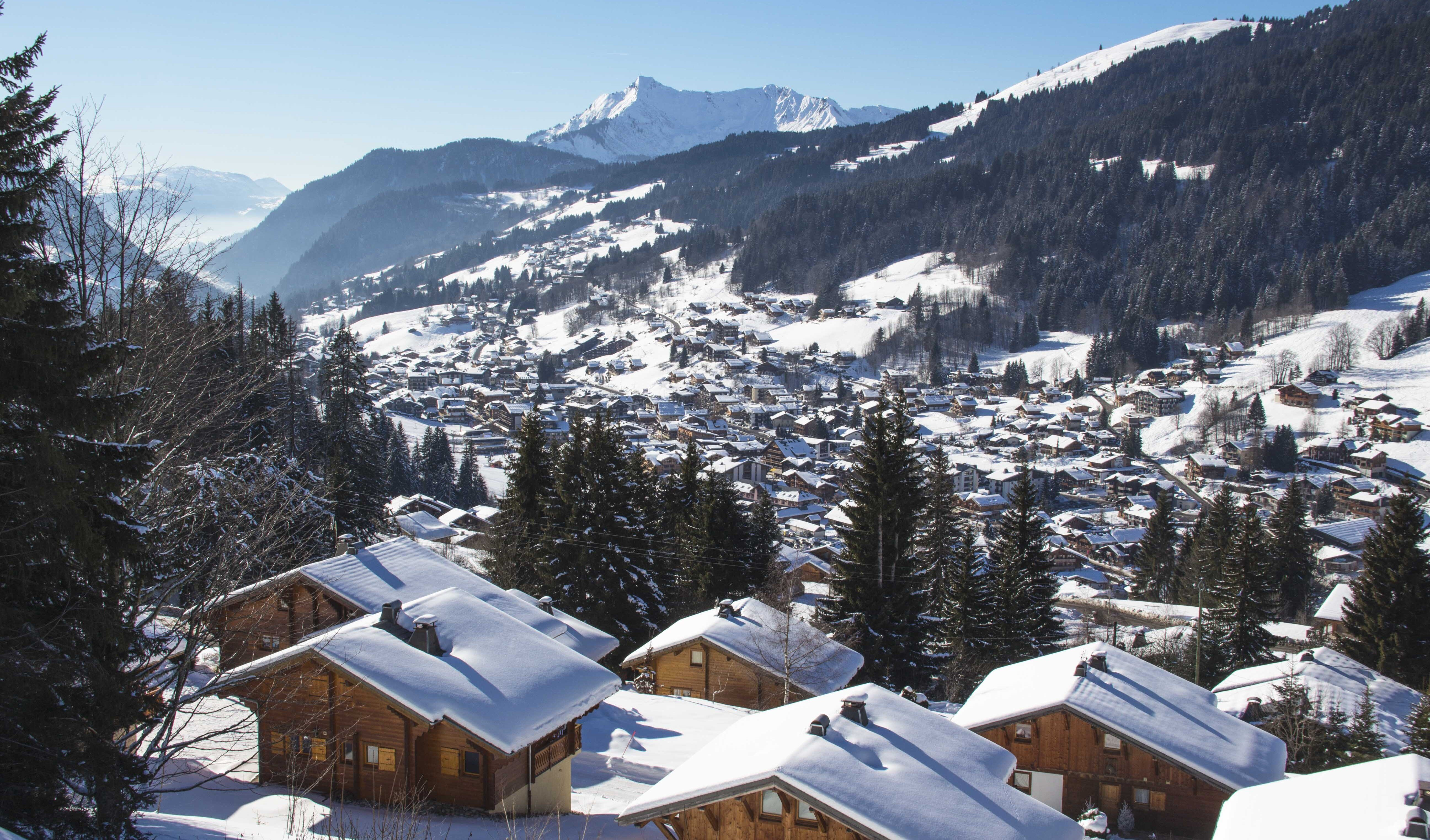 Towns & Villages Morzine