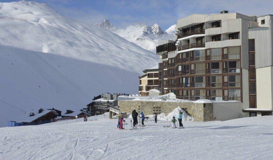 Top-end Hotels Tignes
